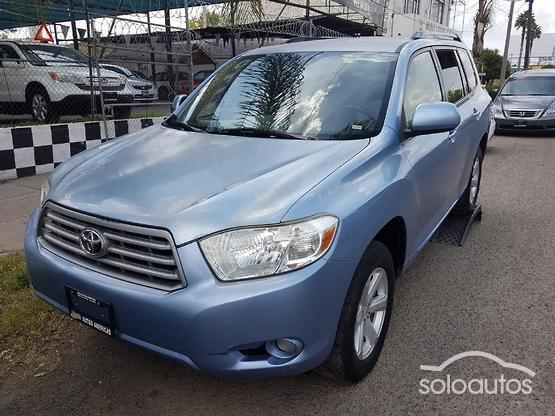 2008 Toyota Highlander 3.5 Base Premium AT