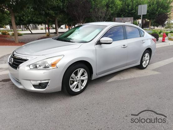 2013 Nissan Altima Advance 2.5L