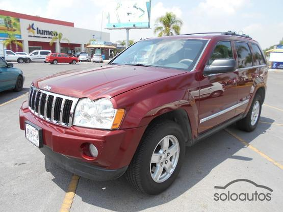 2007 Jeep Grand Cherokee Limited Premium 4X2 5.7L Hemi V8 MDS