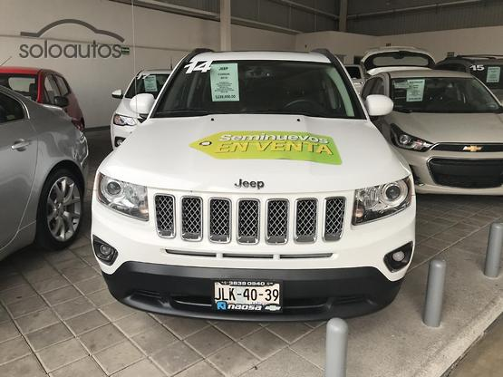 2014 Jeep Compass Limited Premium FWD CVT