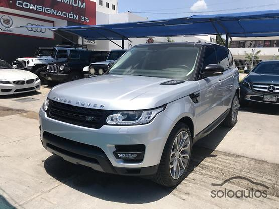 2016 Land Rover Range Rover Sport 3.0 HSE