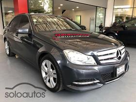 2013 Mercedes-Benz Clase C C 200 Exclusive TA