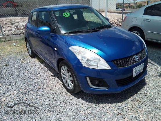 2014 Suzuki Swift 1.6 Sport TM
