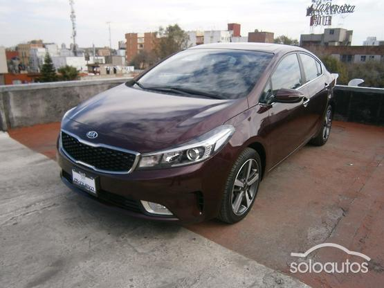 2017 KIA FORTE SX 2.0 AT