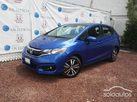 2018 Honda Fit Hit