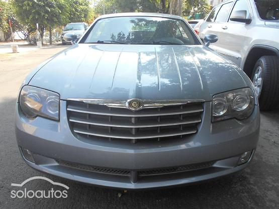 2004 Chrysler Crossfire AT