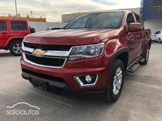 2016 Chevrolet Colorado WT Doble Cabina C 4x4