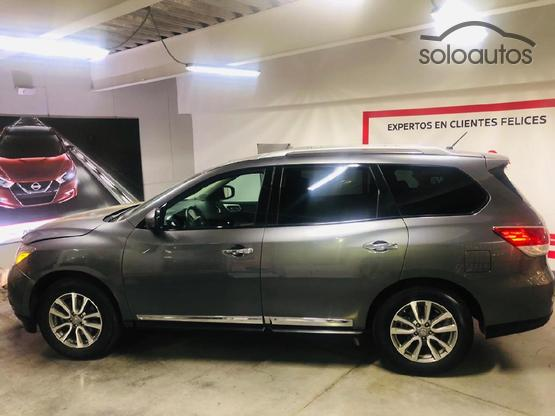 2016 Nissan Pathfinder Advance TA