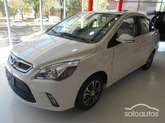 2018 BAIC D20 Fashion sedan MT