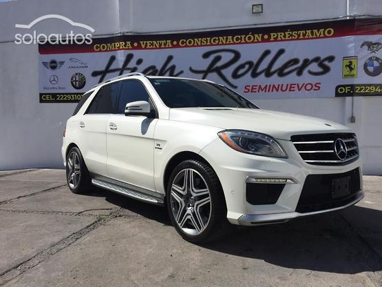 2013 Mercedes-Benz Clase M ML 63 AMG Biturbo