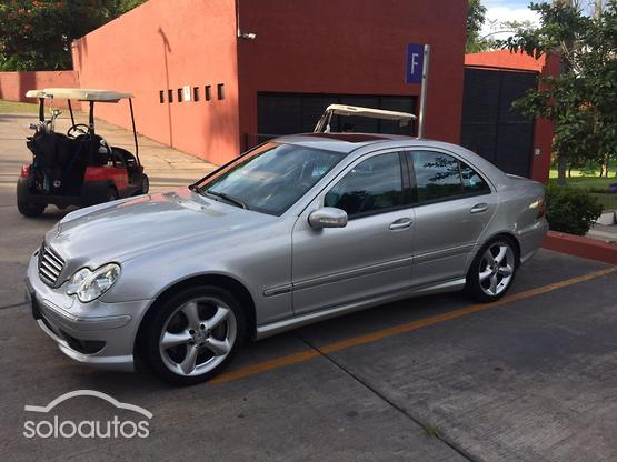 2005 Mercedes-Benz Clase C C 230 Kompressor Classic AT