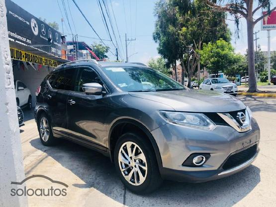 2015 Nissan X-TRAIL Exclusive 3 ROW