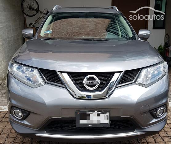 2017 Nissan X-TRAIL Advance 2 ROW