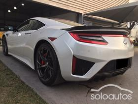 2017 Acura NSX Exclusive