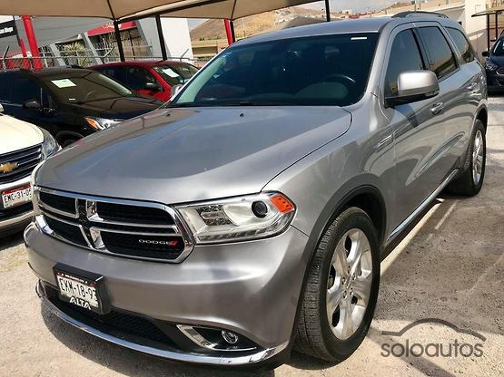 2015 Dodge Durango 3.6 Limited V6 4x2