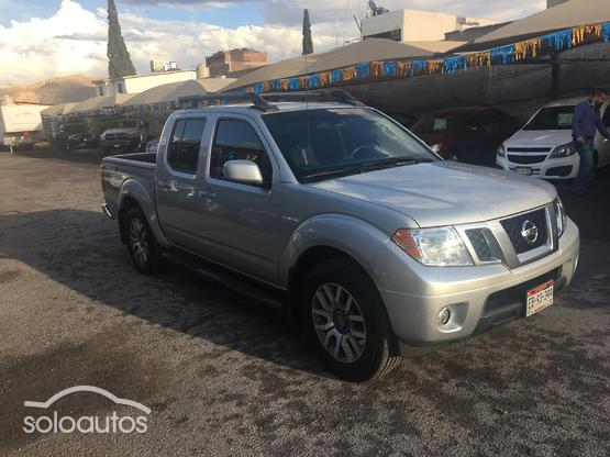 2014 Nissan Frontier V6 Crew Cab Pro-4x 4x2 T/A