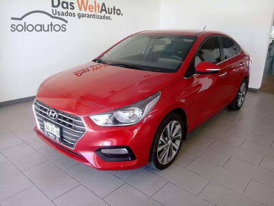2018 Hyundai Accent GLS AT