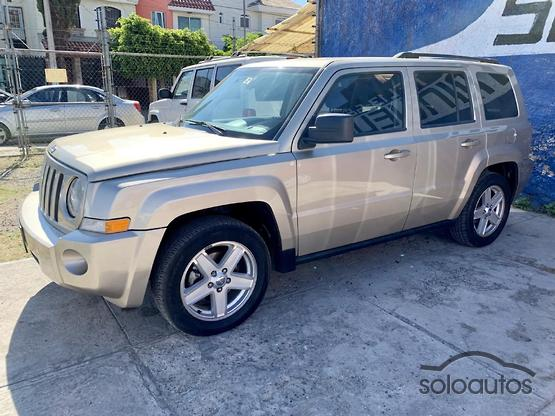 2010 Jeep Patriot Sport FWD CVT