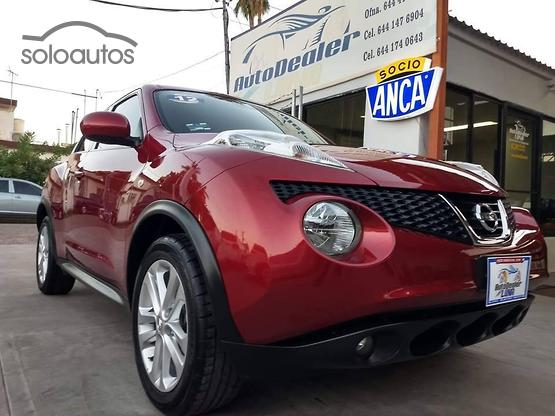 2012 Nissan Juke Advance CVT