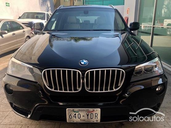 2012 BMW X3 3.0 xDrive 35iA Top AT
