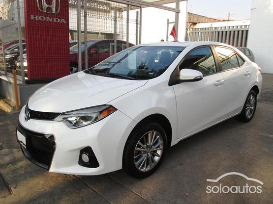 2014 Toyota Corolla S PLUS AT