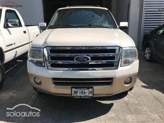 2012 Ford Expedition King Ranch 4x2 5.4 V8