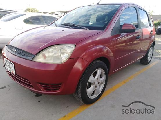 2004 Ford Fiesta First
