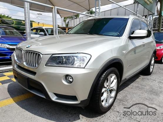 2012 BMW X3 3.0 xDrive 28iA Top AT