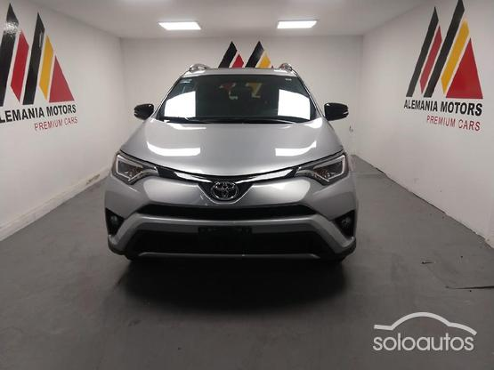 2017 Toyota RAV4 2.5 L4 SE 4WD AT