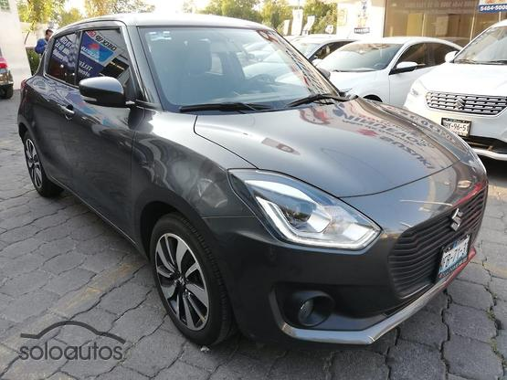 2018 Suzuki Swift BOOSTERJET MT
