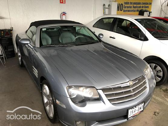 2007 Chrysler Crossfire Roadster AT