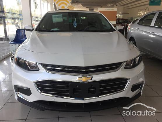 2018 Chevrolet Malibu LT Turbo D TA