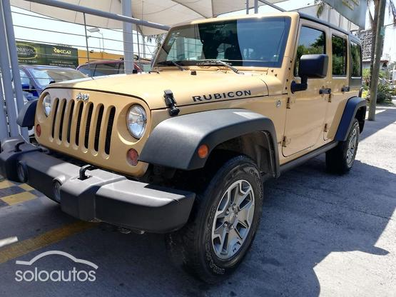 2013 Jeep Wrangler Unlimited Rubicon 4x4 AT