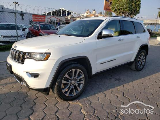 2018 Jeep Grand Cherokee Limited Lujo V6