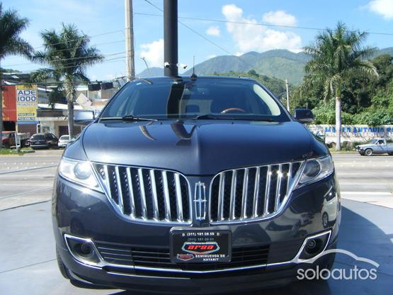 2013 Lincoln MKX MKX Navigation Package