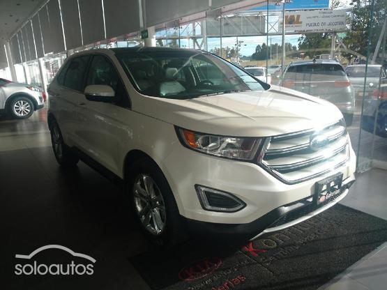 2017 Ford Edge SEL PLUS