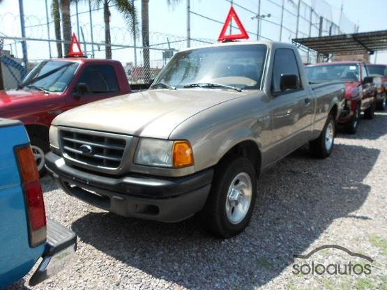 2003 Ford Ranger (O) Cab Regular,XL Caja Corta