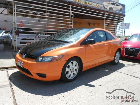 2007 Honda Civic EX MT 2DRS