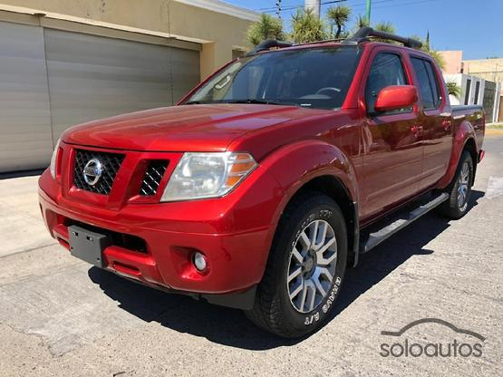 2012 Nissan Frontier V6 Crew Cab Pro-4X 4x4 T/A
