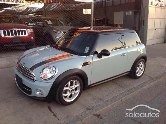 2012 MINI Mini Cooper Pepper AT