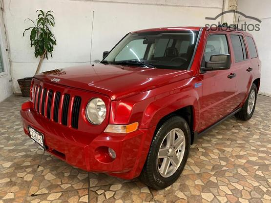 2008 Jeep Patriot Sport FWD CVT