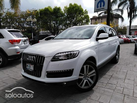 2013 Audi Q7 Luxury 3.0T FSI Tiptronic