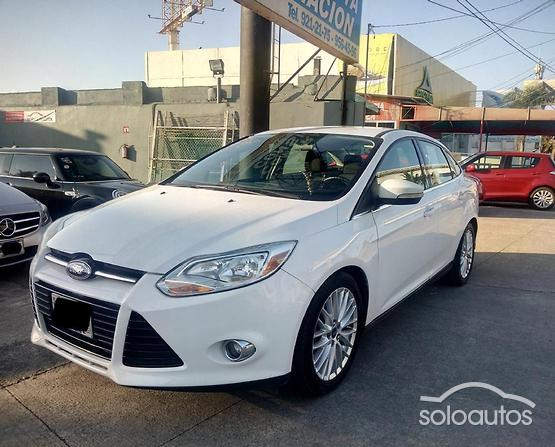 2012 Ford Focus SE AT