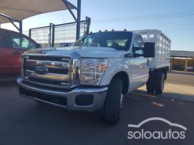 2015 Ford F-350 KTP XL 6.2 GAS TA