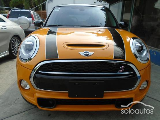 2017 MINI MINI Cooper S Salt AT