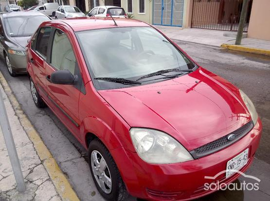 2006 Ford Fiesta First AC