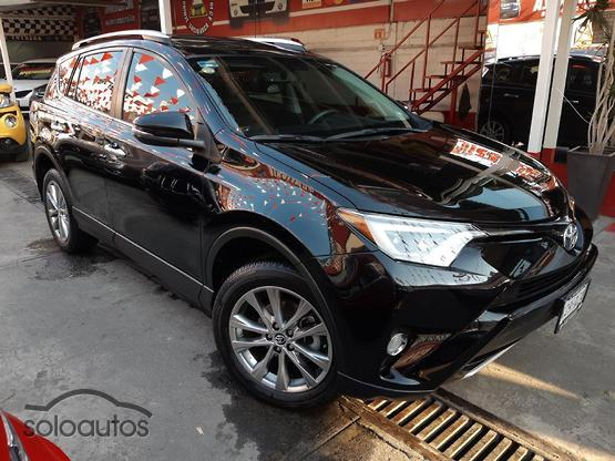 2016 Toyota RAV4 2.5 Limited AWD AT