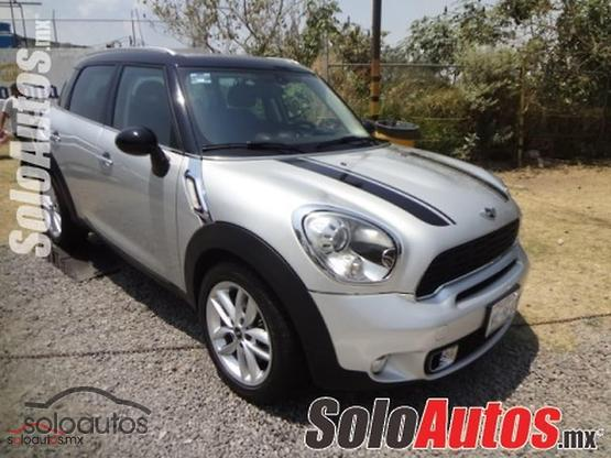 2014 MINI Countryman S Salt TM