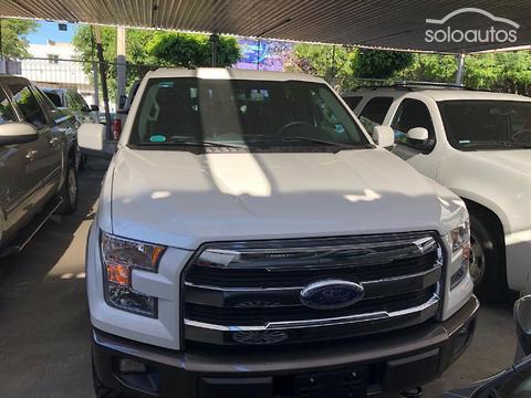 Ford Lobo 2016 >> Ford Lobo 2016 Blanco Manual Guadalajara Jalisco Id 89216984