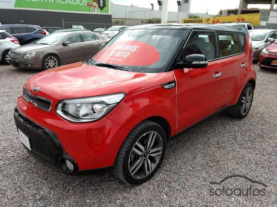 2016 KIA SOUL EX 2.0 AT